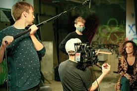 Equipe de tournage
